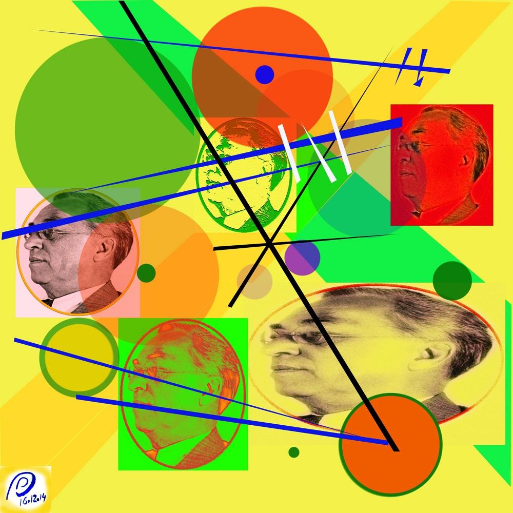 Василий Васильевич Кандинский/Vassily Kandinsky/Anniversaire du peintre