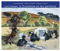 """** UNE AUTRE CARTE""""""""VILLE de  LOCRONAN"""""""" Finistère;"""