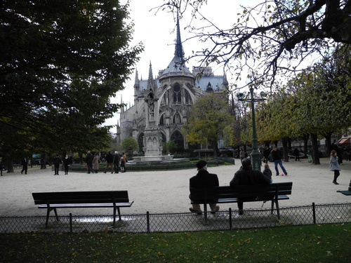 Paris les quais de la Seine