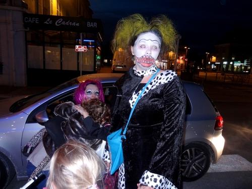 Halloween  2013 à la MJC Lucie Aubrac