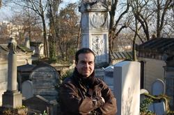 Un explorateur en cimetières