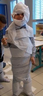 Les maternelles-CP en Egypte