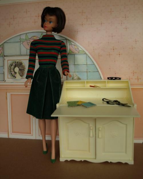 Barbie vintage American Girl - Sorbonne