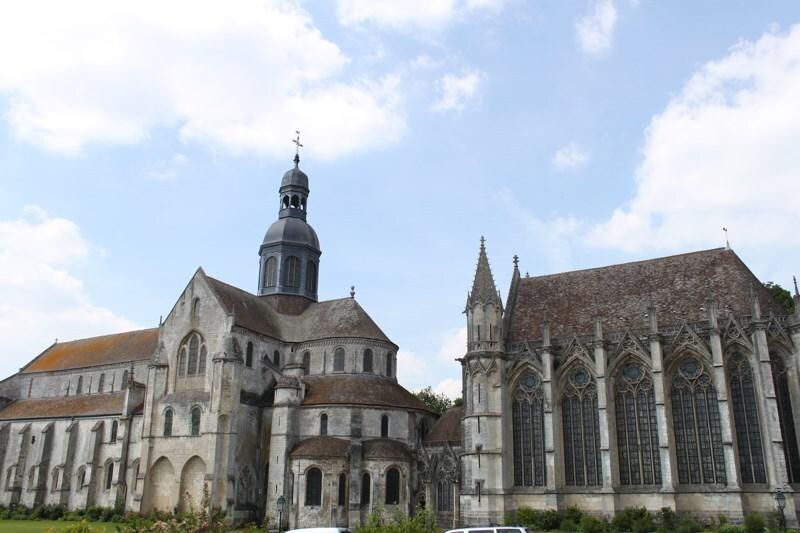 2 Abbatiale de St Germel du Fly (1)