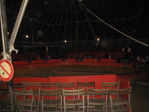 mardi 3 juillet: sortie au cirque de Tréffendel