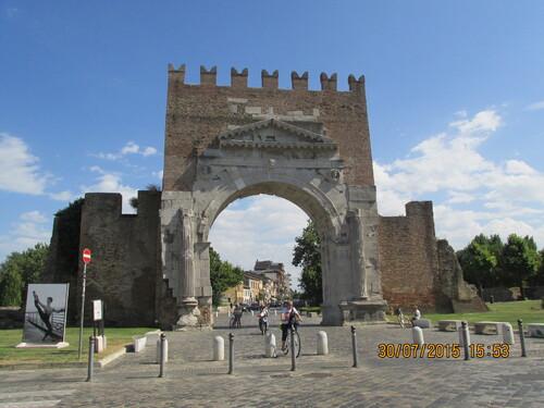 Italie: cote Adriatique