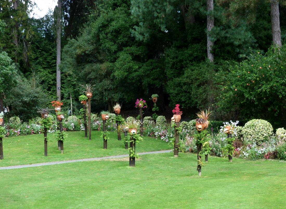 L\'été au jardin des plantes à Nantes (1) - missdaphne44