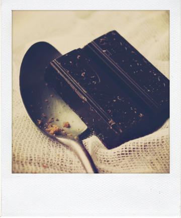Duo de mousses chocolat noir et spéculoos