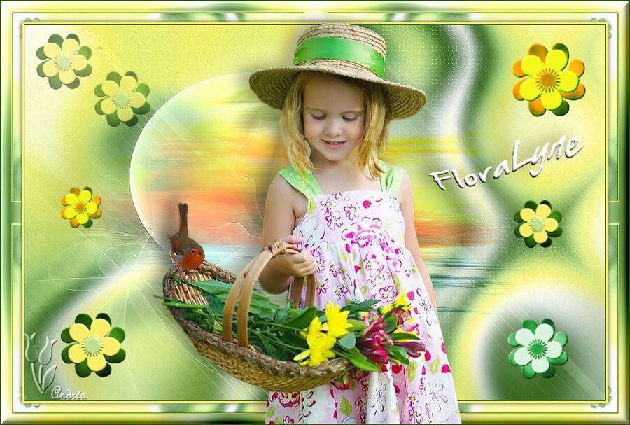 Vos versions FloraLyne