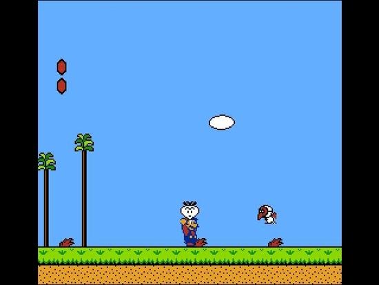 Super Mario Bros 2 s