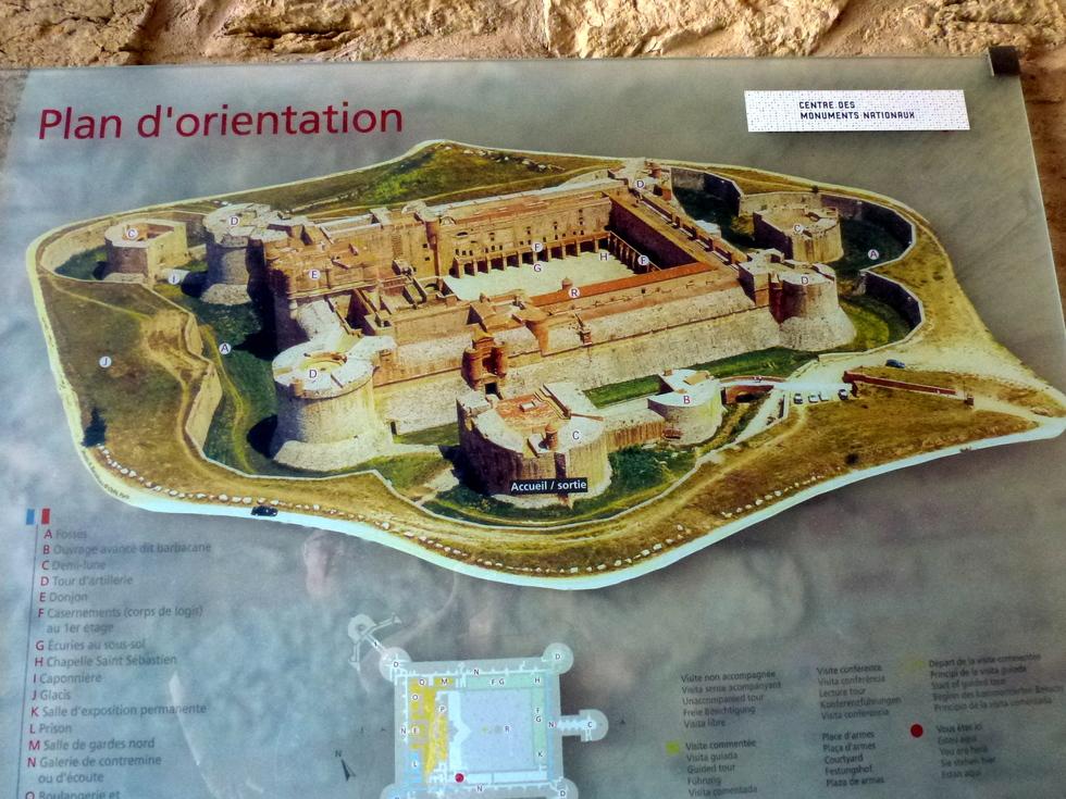 La forteresse de Salses (suite)