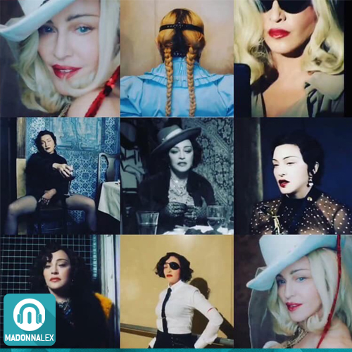 Welcome into the world of Madame X