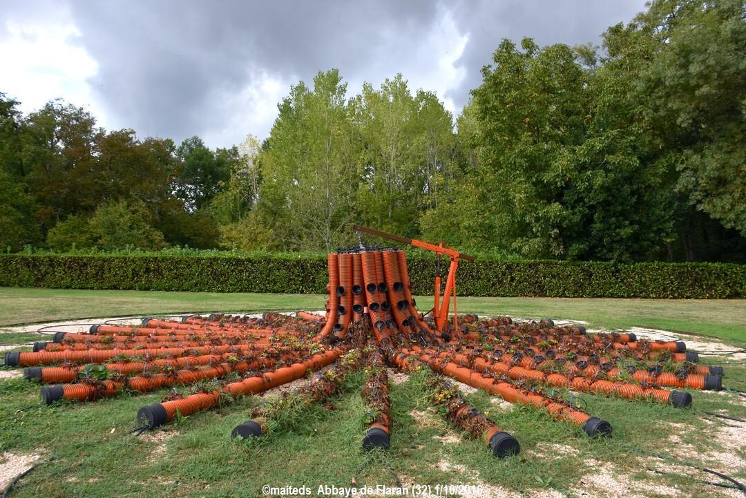 Jardin des plantes aromatiques - Abbaye de Flaran - Gers (3)