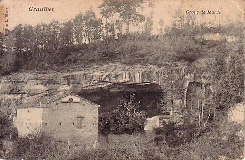 La grotte de Jourde