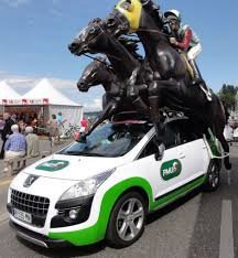 Photos Caravane  Publicitaire  TOUR  DE  FRANCE  2