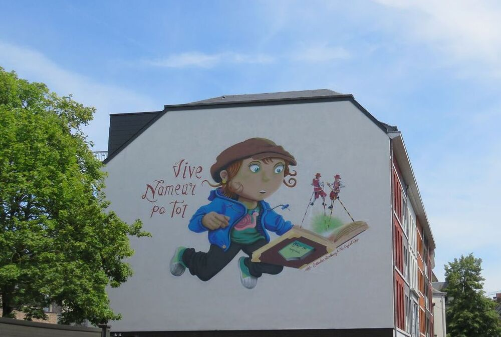 Namur en Wallonie