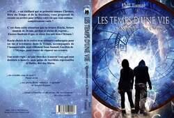 """couverture de la réédition du livre """"les temps d'une vie"""" Enel Tismae"""