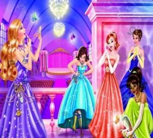 Hidden numbers - Barbie