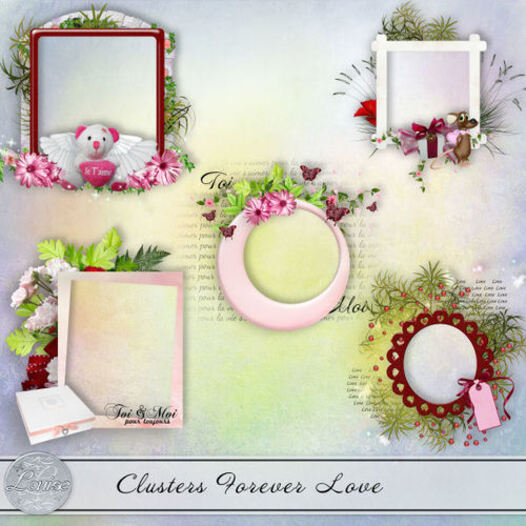 Forever Love by Louise L
