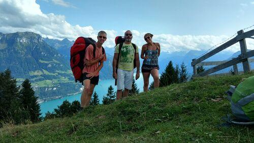En passant par Brunnen - Suisse