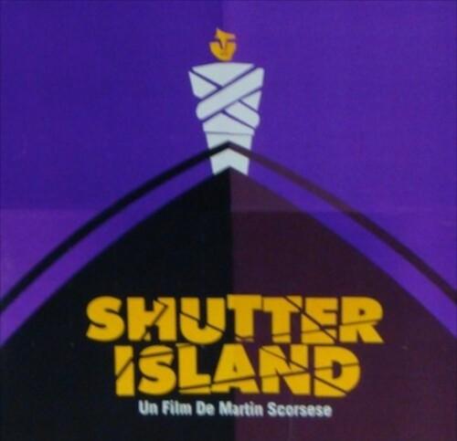 affiche canal + Shutter island (1)