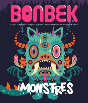 Bonbek numéro 4 Monstres