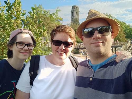 Family Day à Pairi Daiza