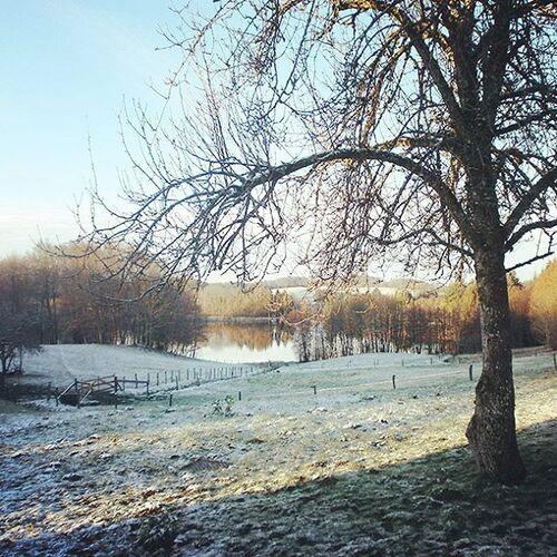 hiver ....