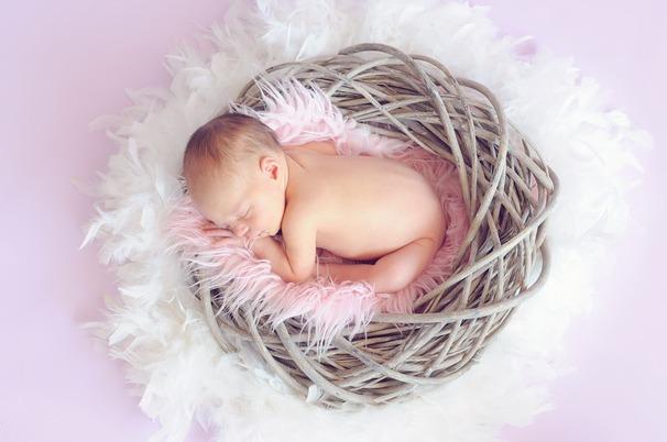 Bébé, Bébé Qui Dort, Bébé Fille