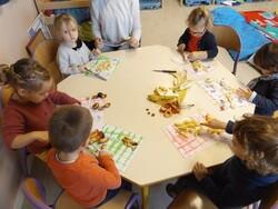 salade de fruits vendredi 20 octobre avec Méwenn
