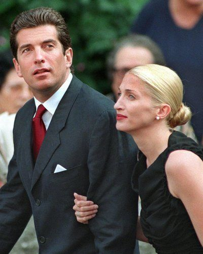 jfk jr & carolyn: