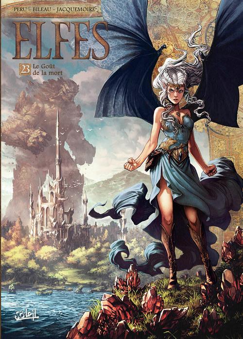 Elfes - Tome 23 Le goût de la mort - Peru & Bileau & Jacquemoire