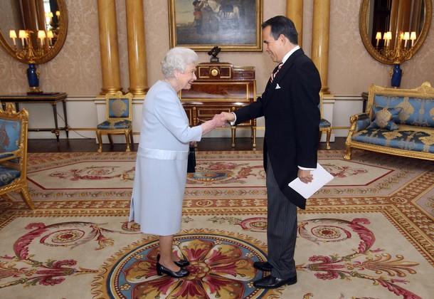 La reine de retour à Buckingham