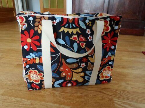 Coudre un sac pour machine à coudre original
