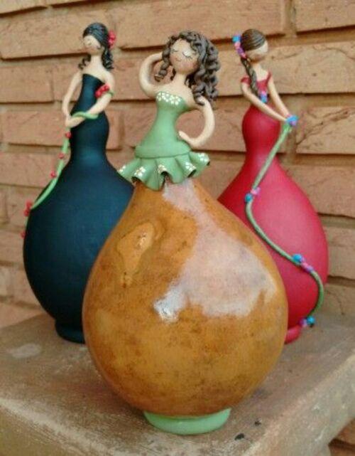 Figurines art