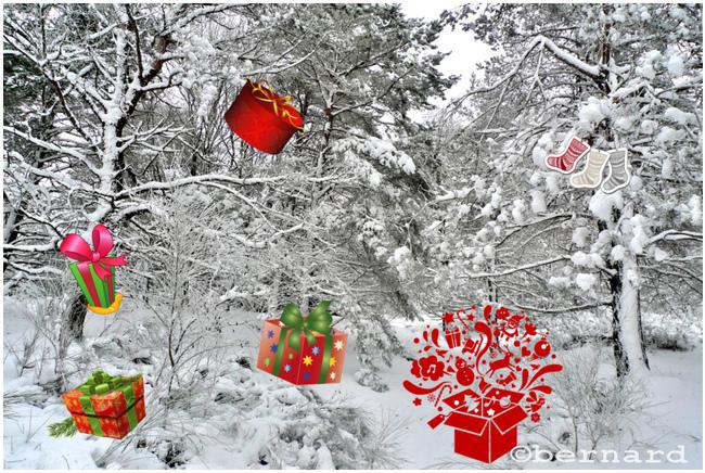 A vous ! Un joyeux Noël