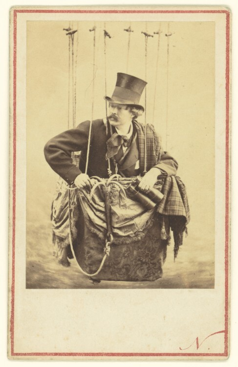 Nadar-Portrait-Felix-Nadar-in-the-Gondola-of-a-Balloon