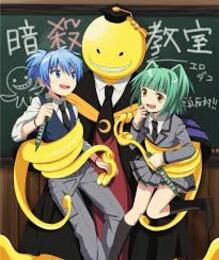 Assassination Classroom 00 vostfr ♪