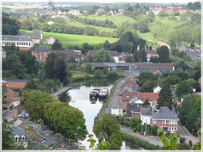 Thuin, en Hainaut...