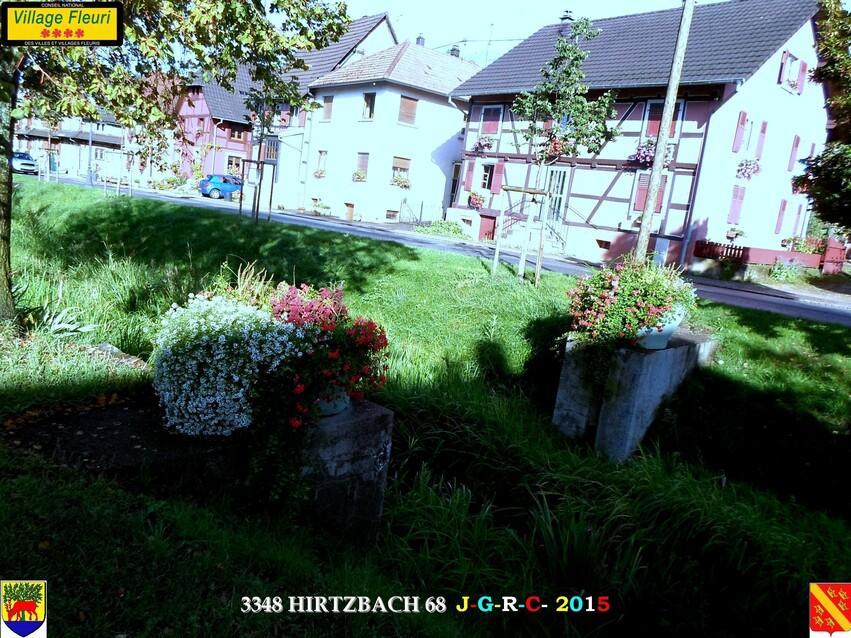 VACANCES  09/2015  HIRTZBACH  68  2/4  D  13/05/2016