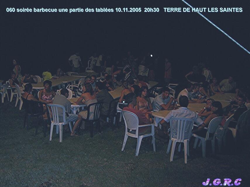 VACANCES GUADELOUPE  4/16  TERRE DE HAUT  10 - 17/10/2005  D  16/03/2015