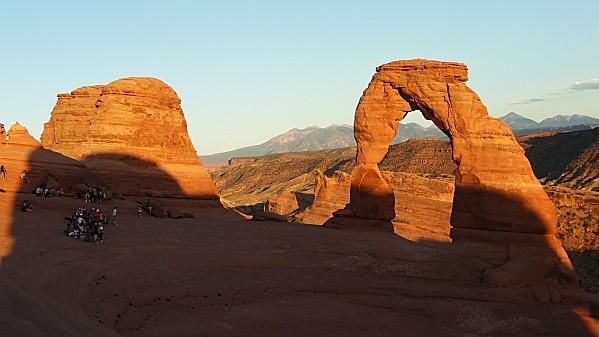 Jour 5 Arches Delicate Arch fin