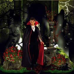 Halloween Man vampire éphéméride code inclu