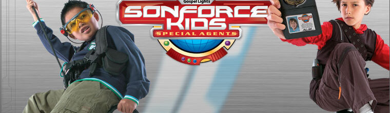 SonForce Kids: Special Agents