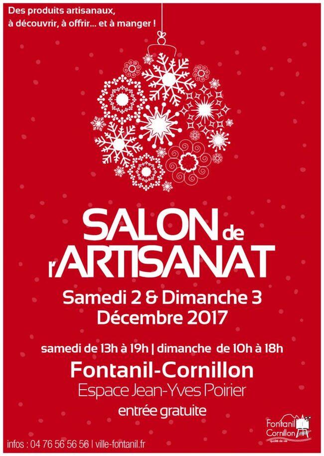 Marché artisanal Fontanil Cornillon