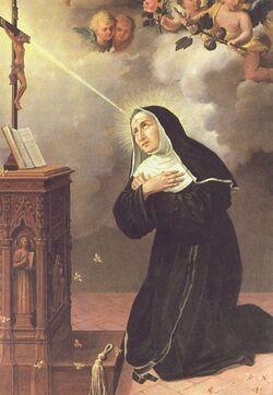 La Neuvaine de prière à Sainte Rita