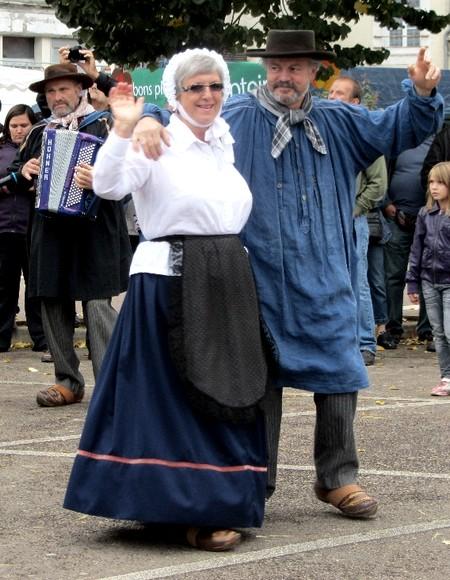 La fête de la pomme 2012 à Laignes a eu un très beau succès !