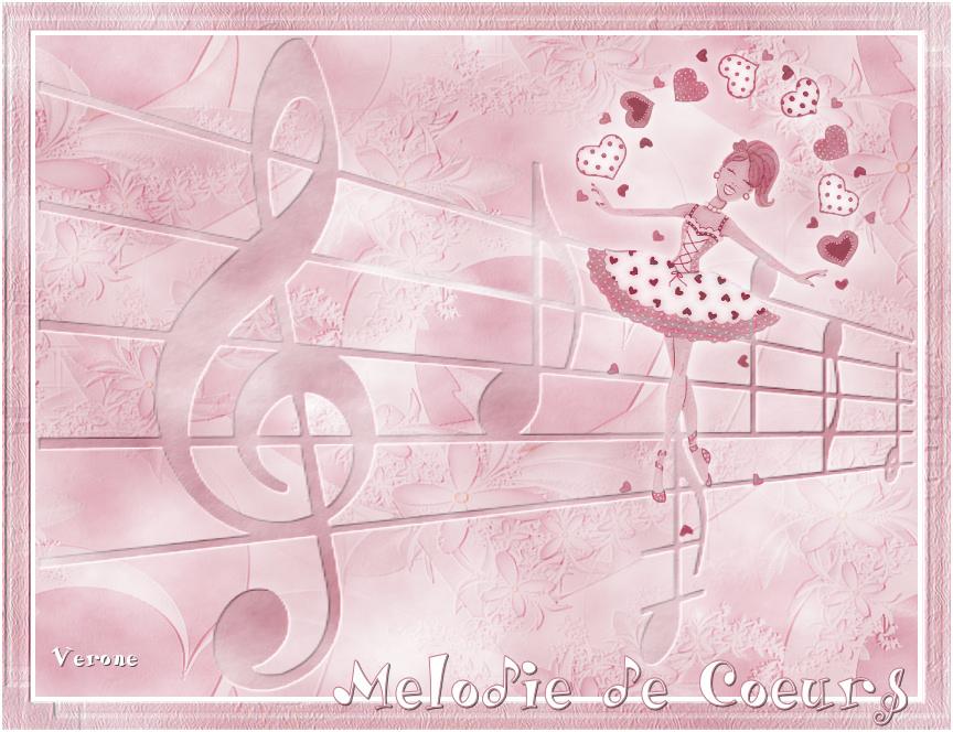 Mélodie de coeurs