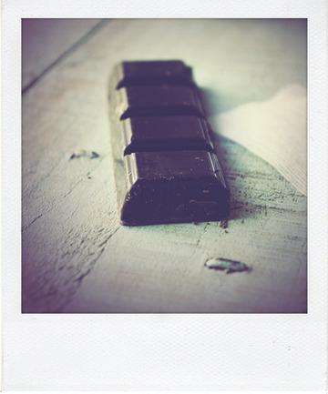 Mousse au chocolat au caramel beurre salé