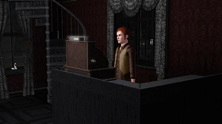 Prologue : perdu dans l'obscurité